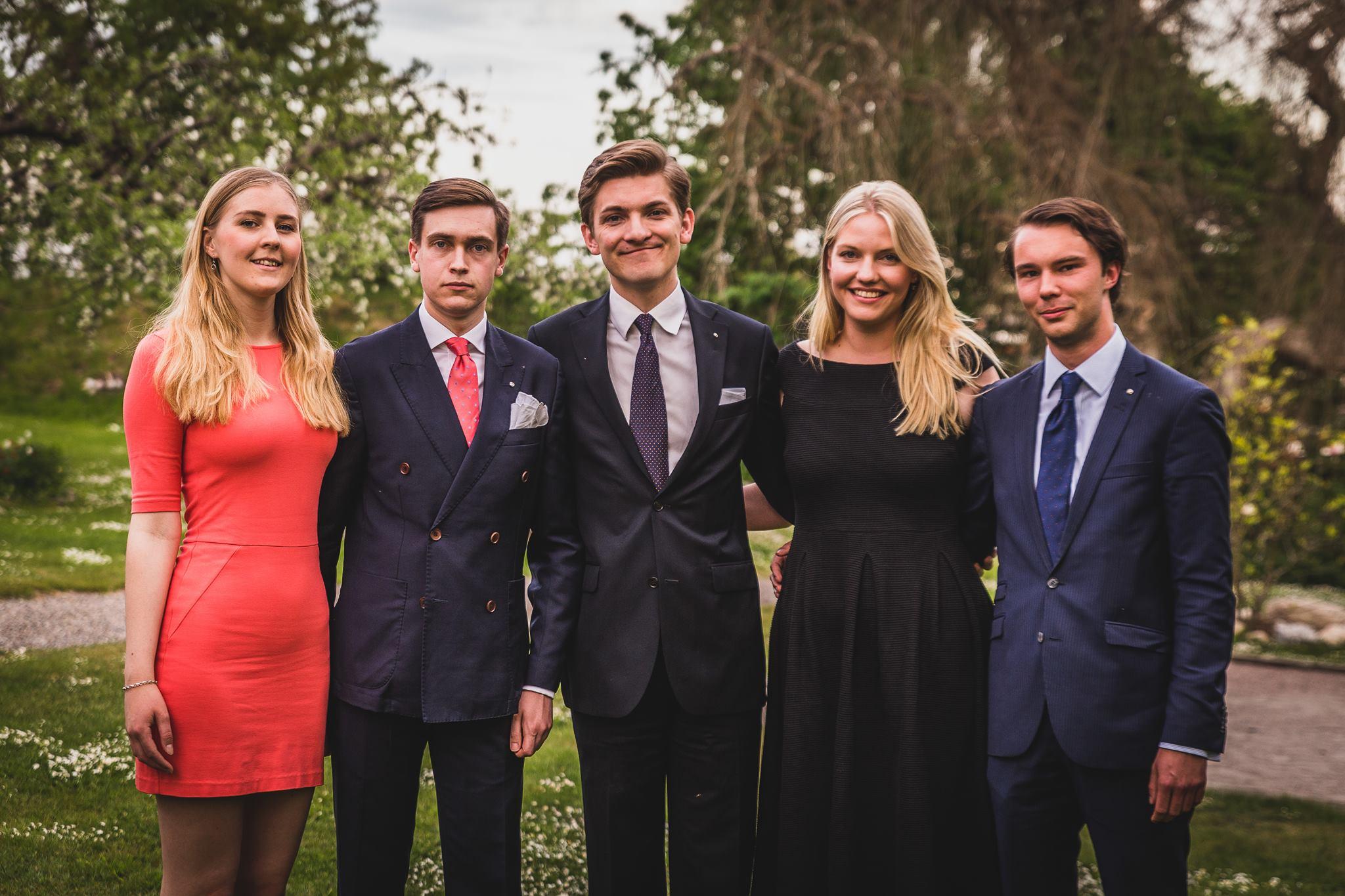 Nytt presidium valt för Fria Moderata Studentförbundet!