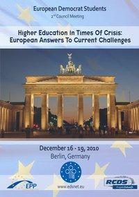 EDS Council Meeting i Berlin 16–19/12