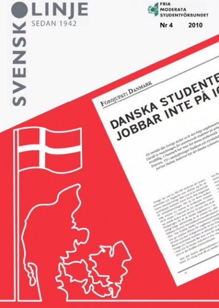 Nr 4/2010 av Svensk Linje ute nu!