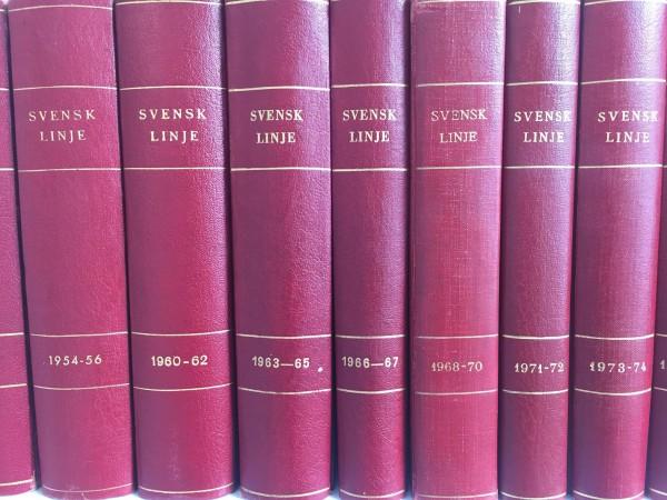 Svensk Linjes arkiv