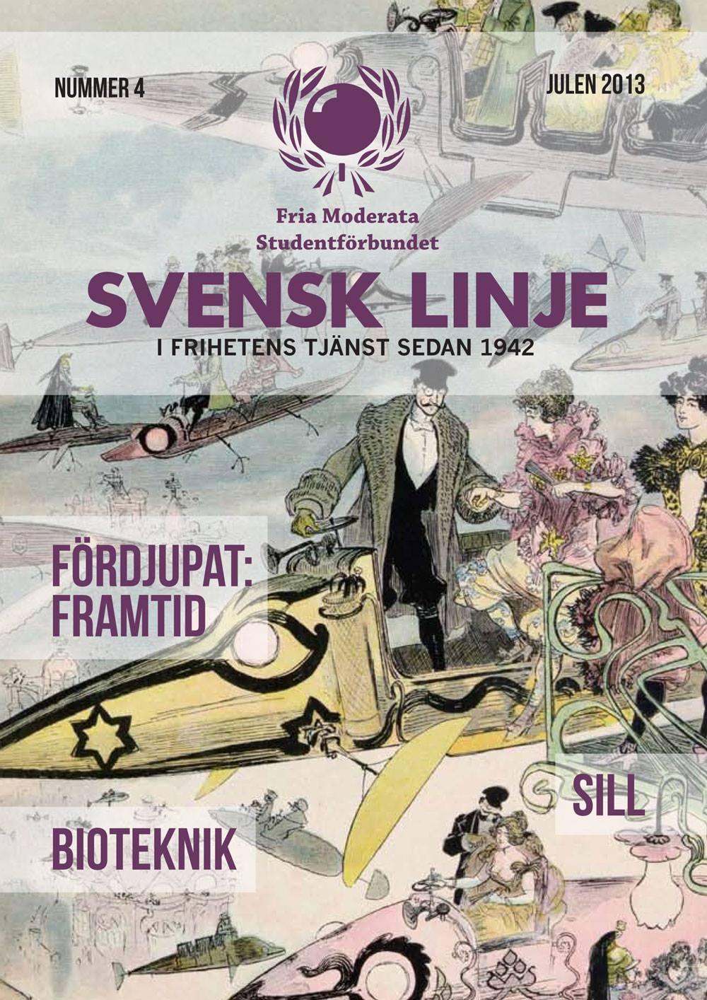 Svensk Linje söker formgivare