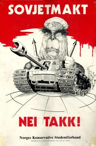 Sovjetmakt - Nei Takk!