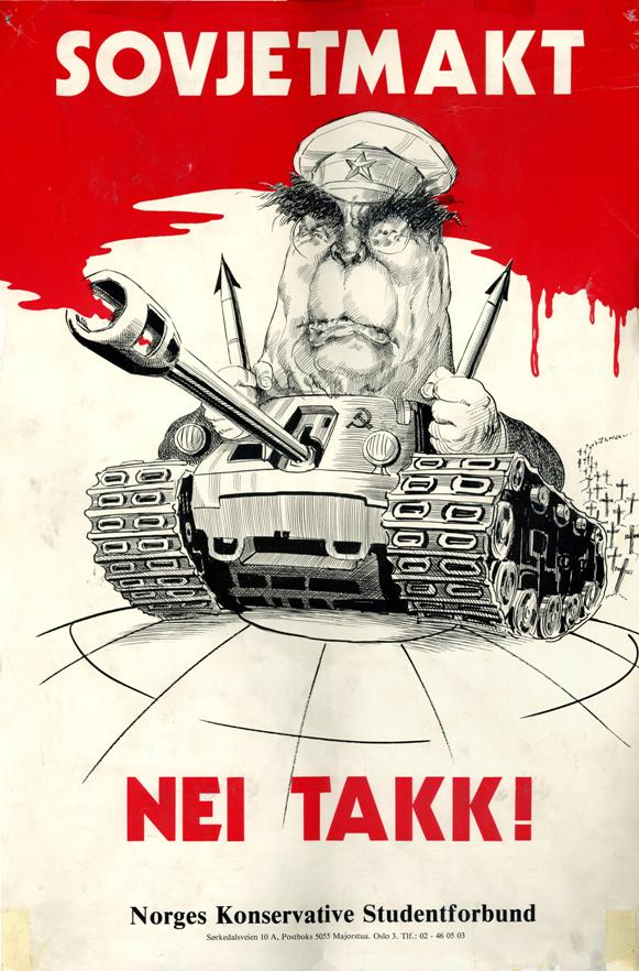 Sovjetmakt – Nei Takk!