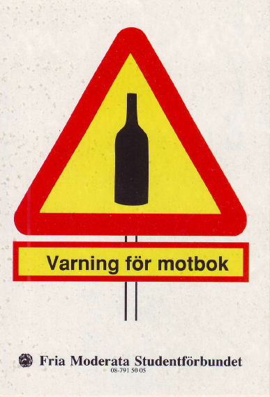 Varning för motbok