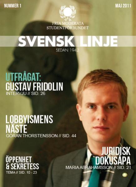 Nytt nummer av Svensk Linje
