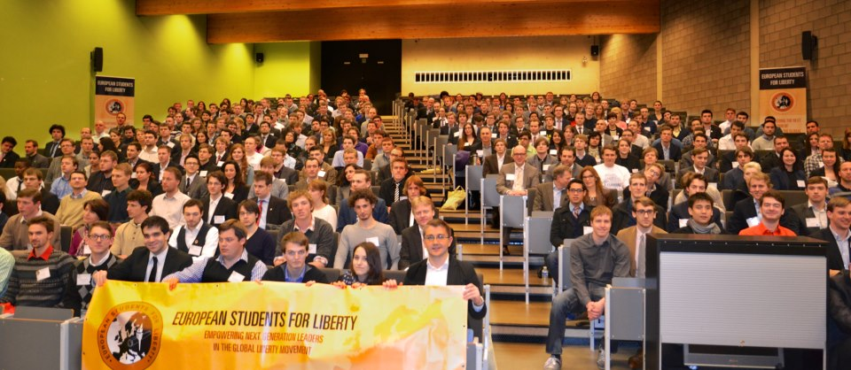 Platsrapport: European Students For Liberty Conference, Leuven