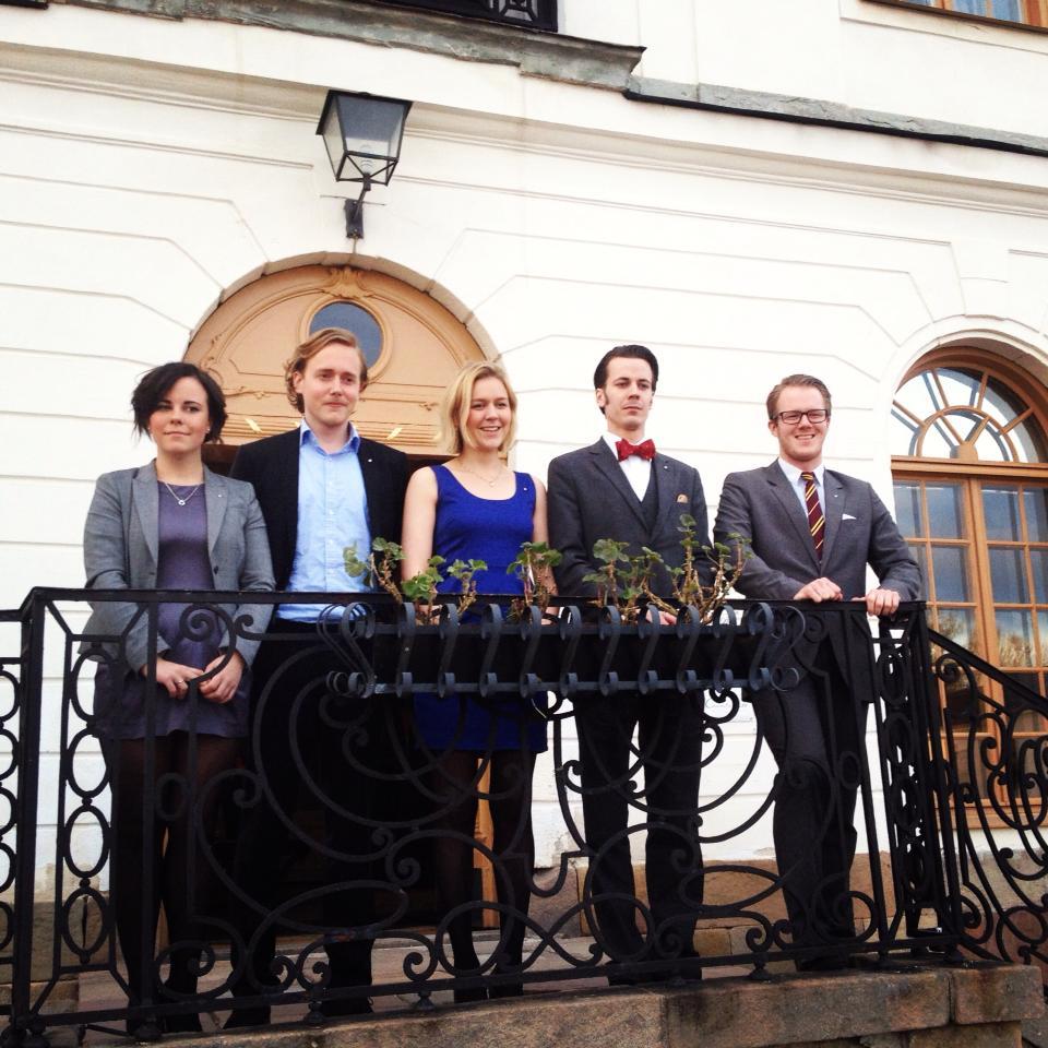Nytt presidium valt för Fria Moderata Studentförbundet