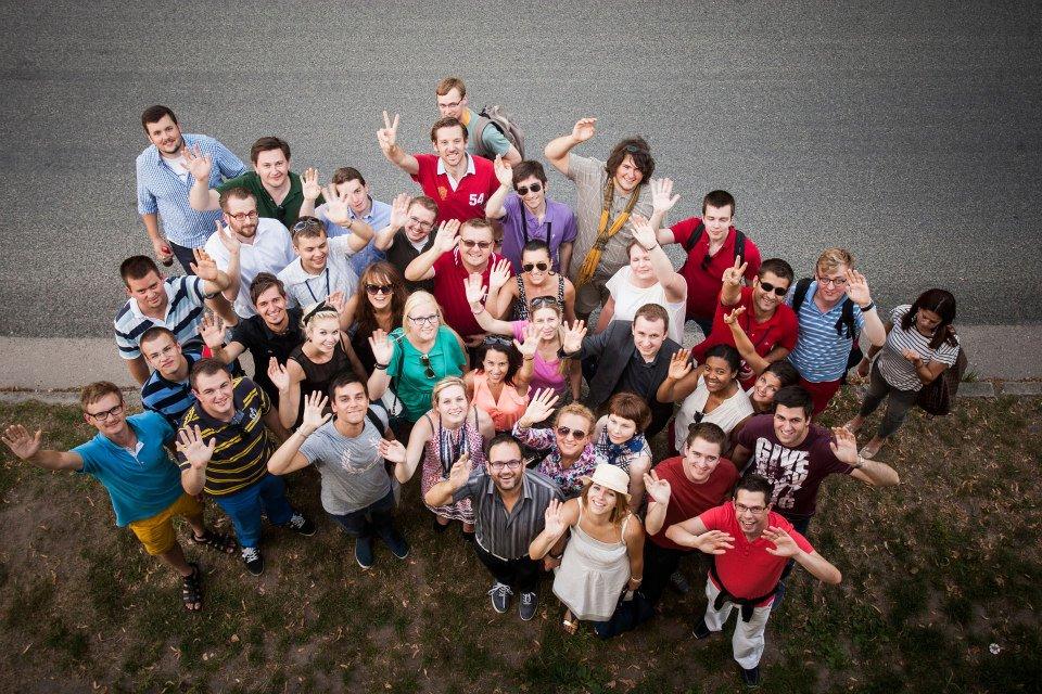 Platsrapport: EDS Summer University Berlin 2013