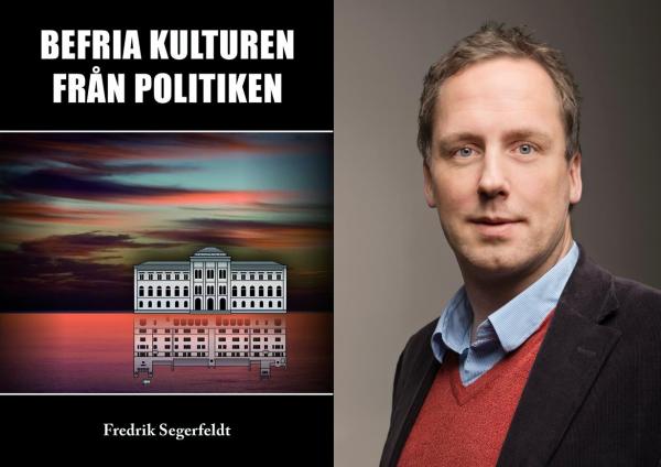 Umeå: Talarkväll med Fredrik Segerfeldt 29/1