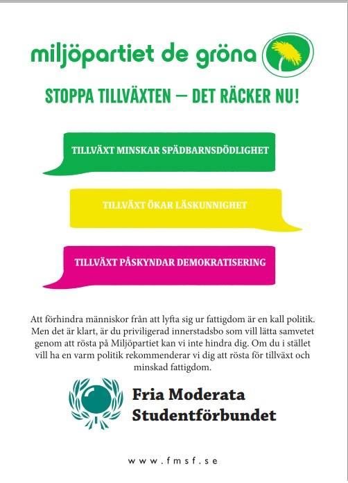 MP Almedalen
