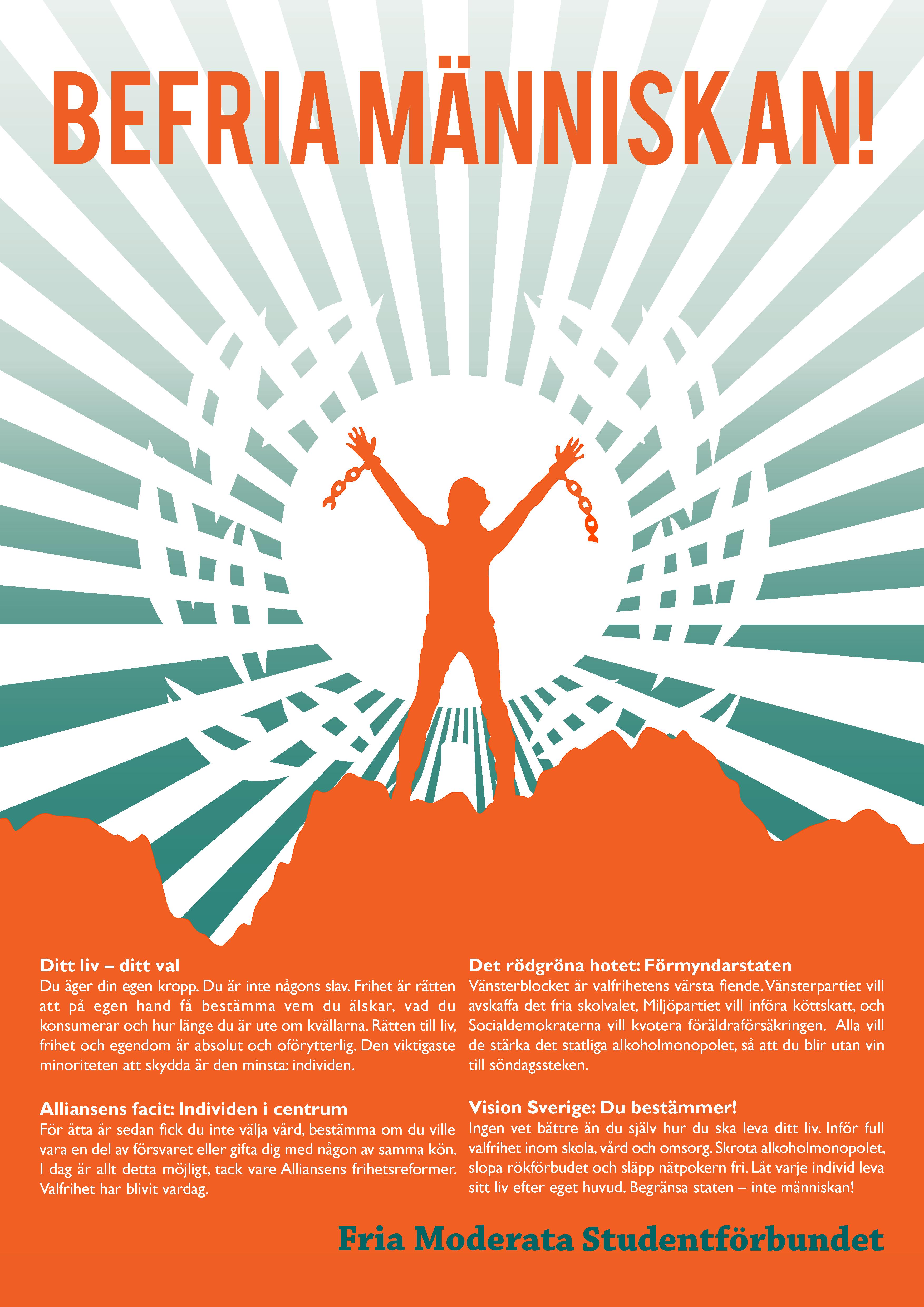 Valkampanj 2014: Vision Sverige!