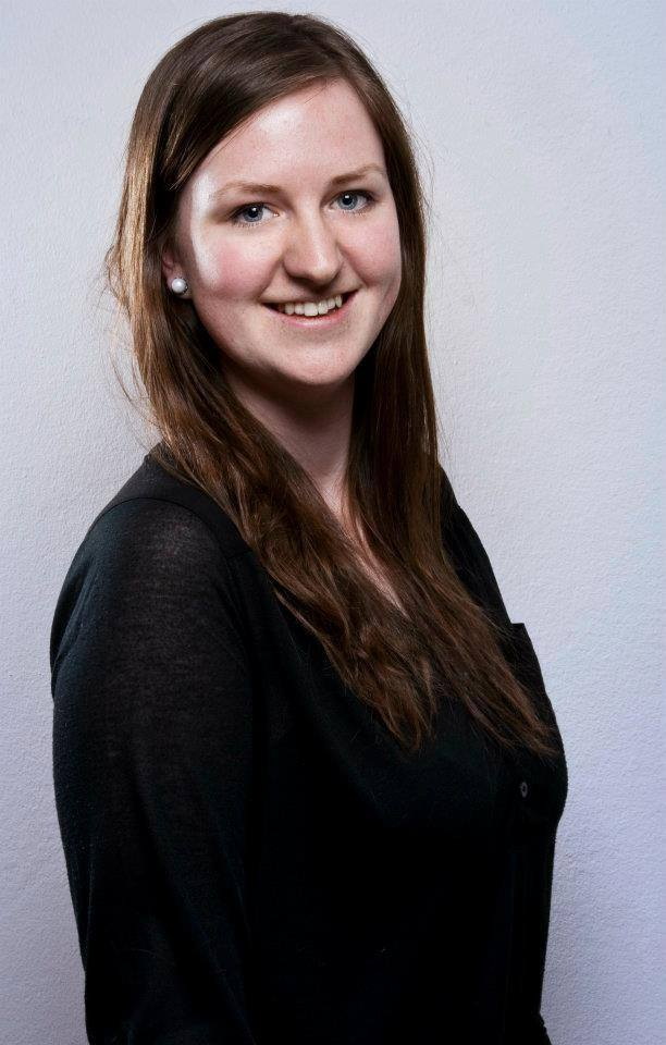 Olivia Andersson, ny internationell sekreterare