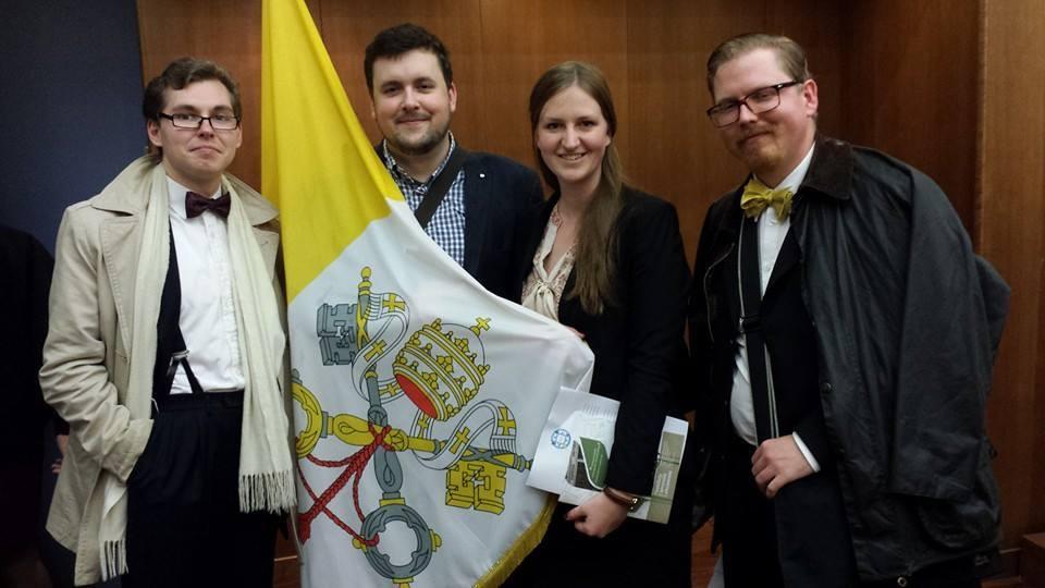 "Reseberättelse: EDS Council Meeting ""When in Rome"""