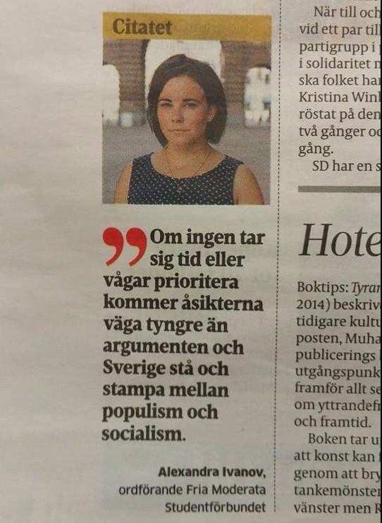 30/12 Norrbottens-kuriren: Citat