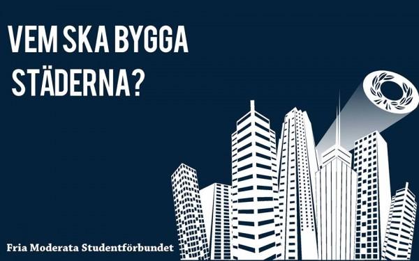 Seminarium 13/12 – Vem skall bygga städerna?