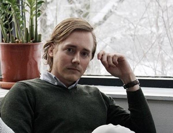 Pressmedelande: Lucas Karlsson ny förbundssekreterare
