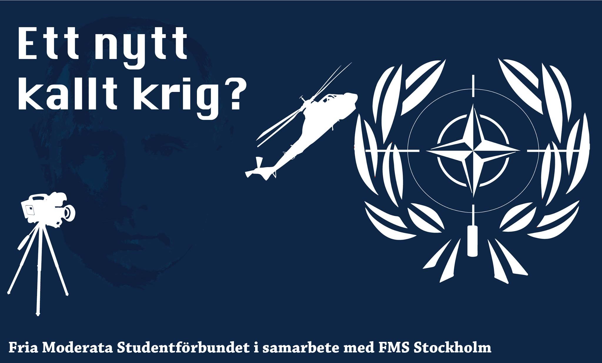 Förbundsseminarium: Ett nytt kallt krig?