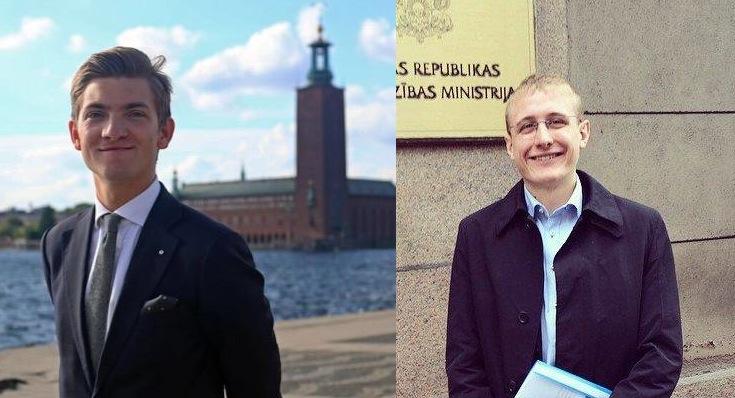 Corren 23/8: Baltikums sak är vår