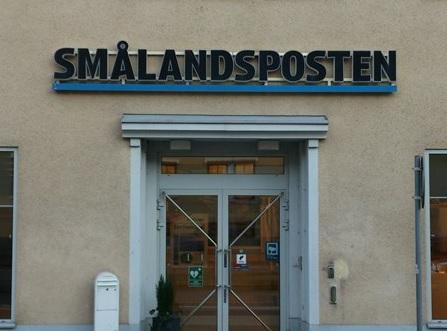 Kärkkäinen vikarierande ledarskribent Smålandsposten
