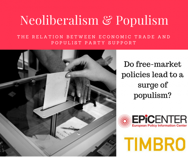 Fritz Englund is neoliberalism to blame for populism