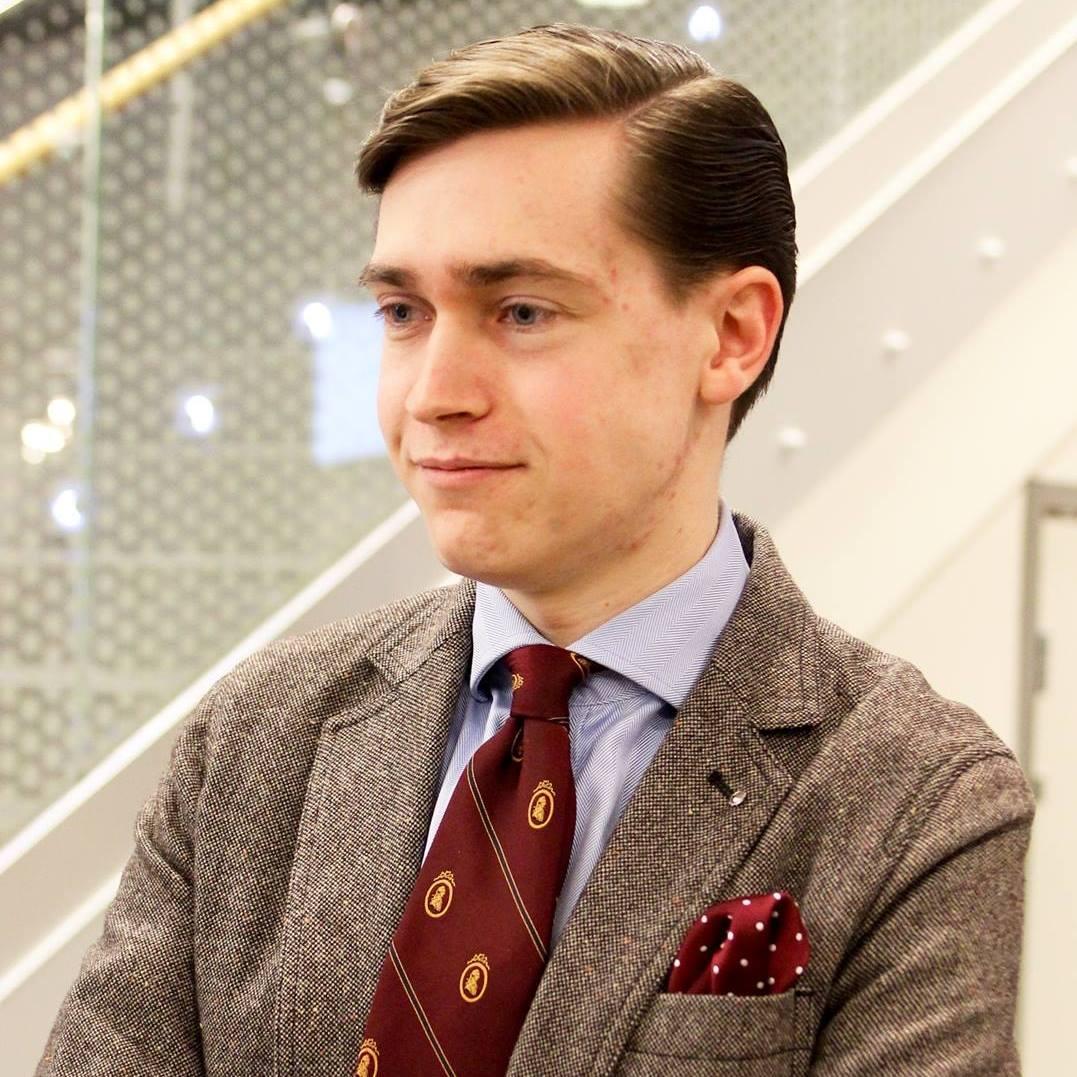Sten Storgärds ny förbundssekreterare