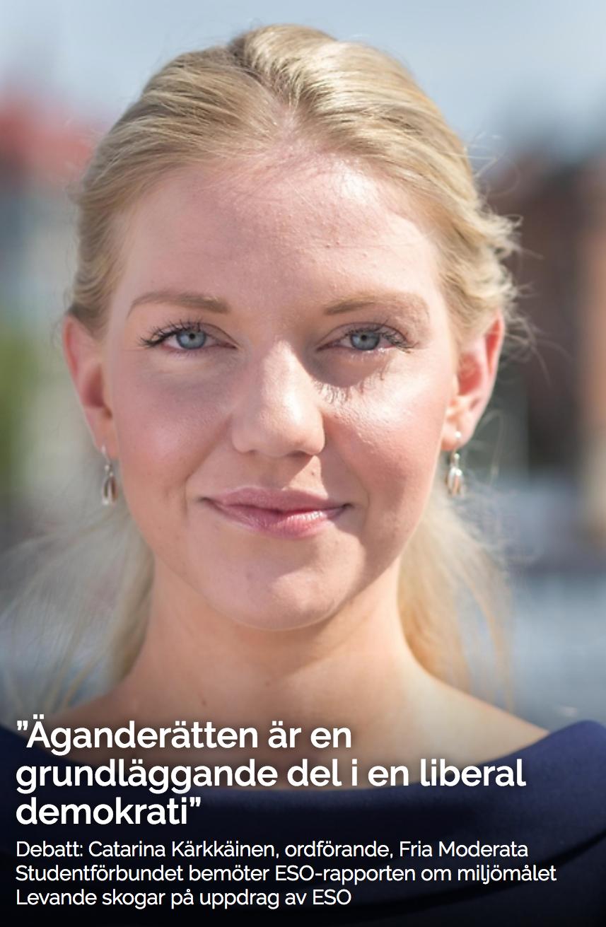 Ordförande Kärkkäinen intervjuad i Skog Supply
