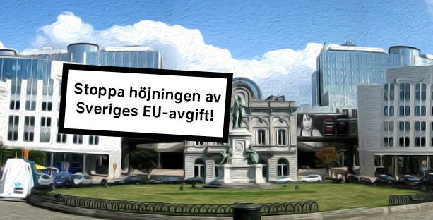 EU-valkampanj: 15 miljarder