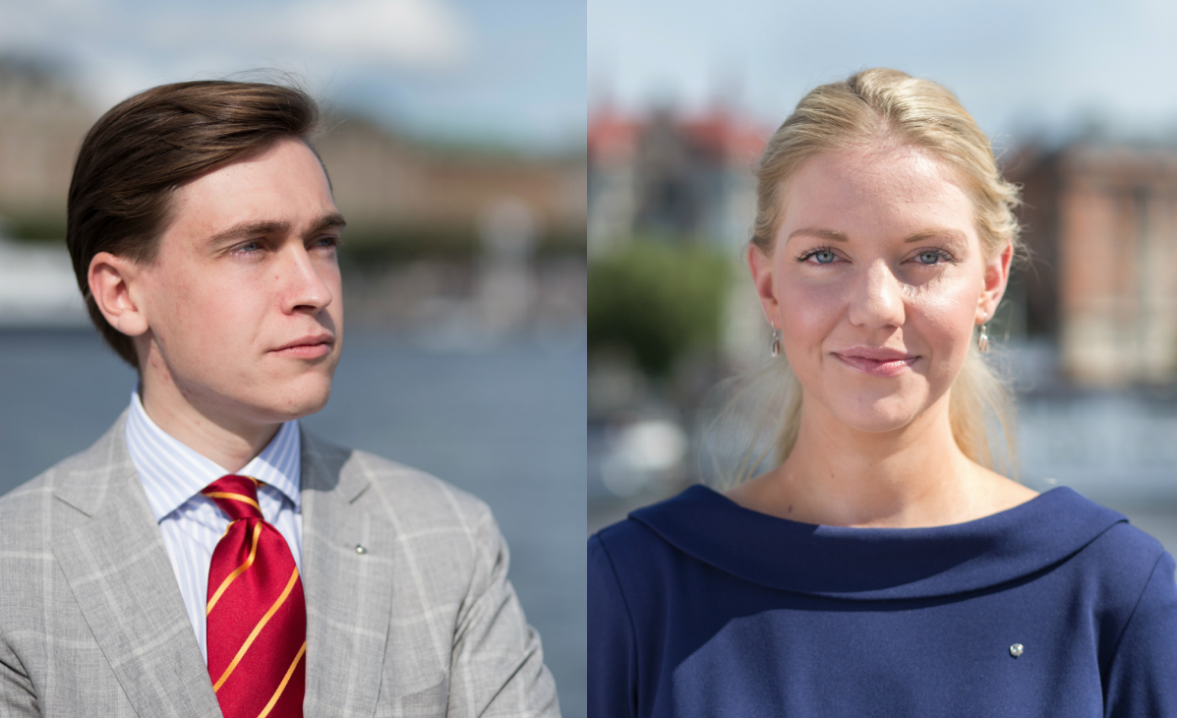 Kärkkäinen och Storgärds i Smedjan: Fyra procent till försvaret