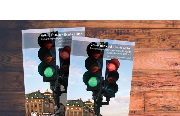 Ny rapport: Gröna, Röda och Svarta Listan