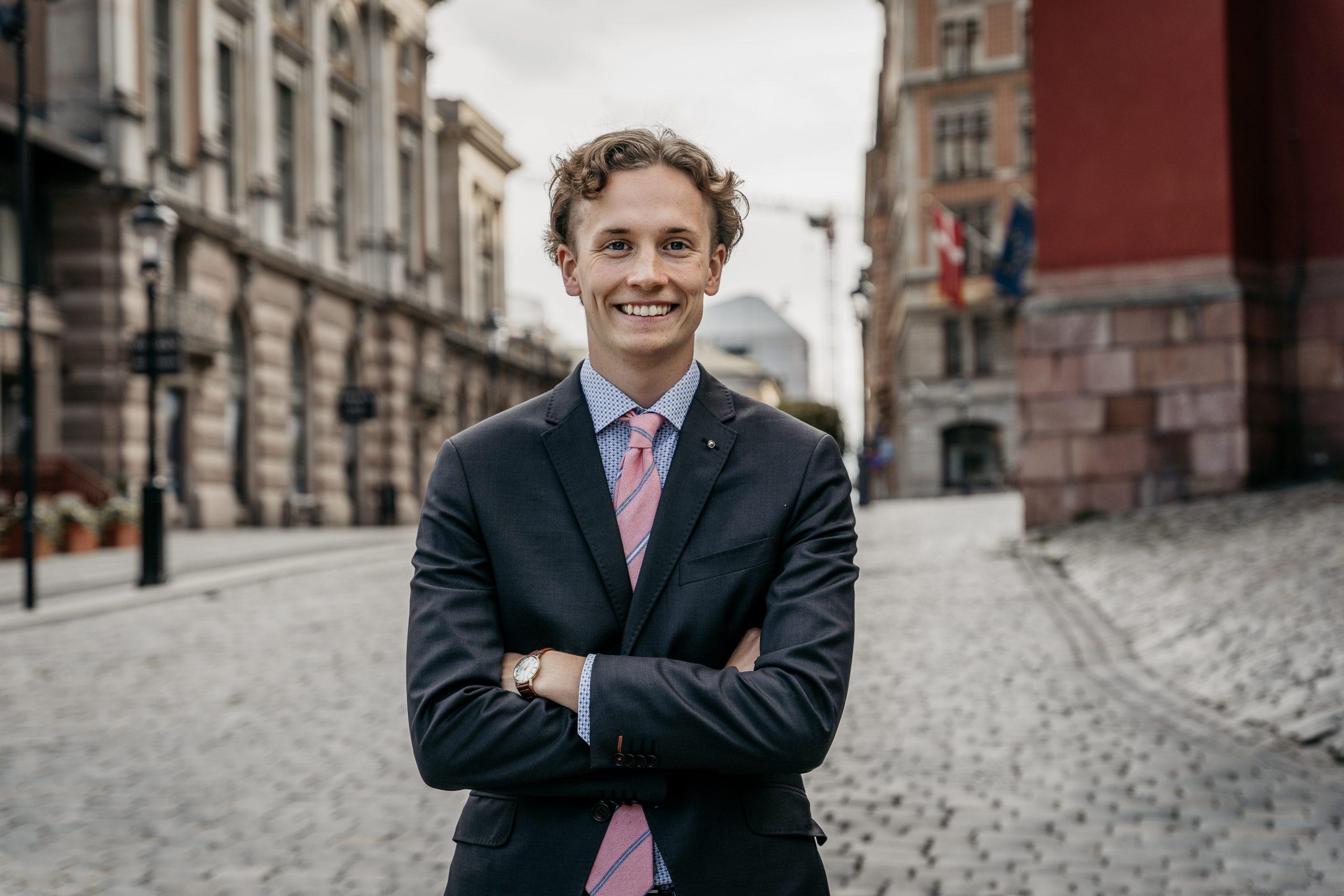 Per Mittag-Leffler ny förbundssekreterare