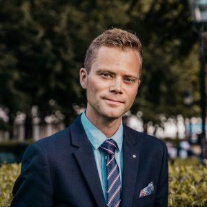 FörbundsordförandeJohn Norell